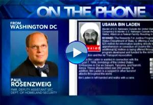 Rosenzweig Calls Killing of Bin Laden `Symbolic' Victory